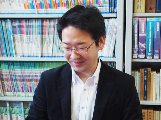 数学科/新井 史彦先生