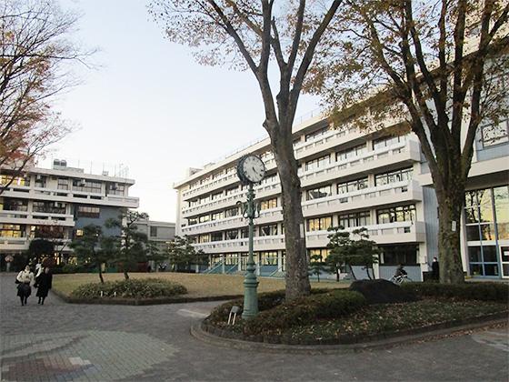 国学院大学久我山中学校 校舎