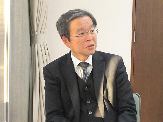 社会科/坪原政喜先生
