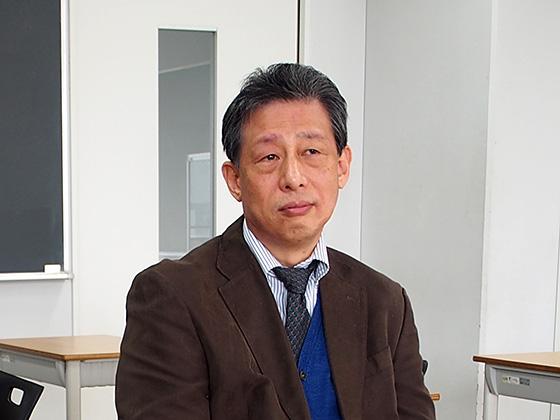 数学教諭/矢島 弘先生