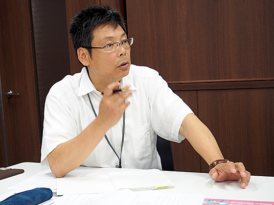 小川 高明先生