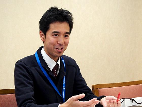 広報部長 片山 健介 先生