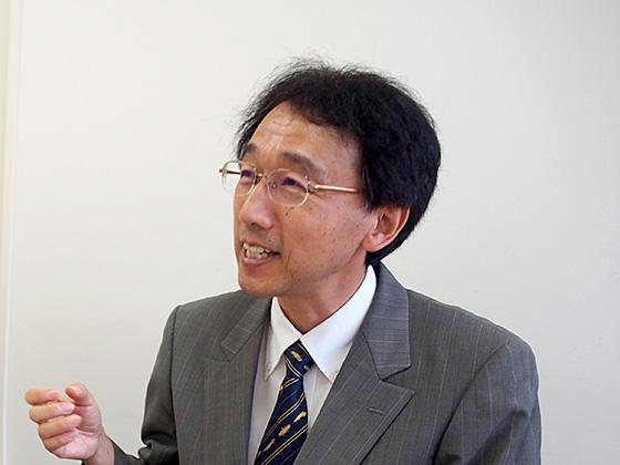 高校学年主任 理科/松本 重樹先生