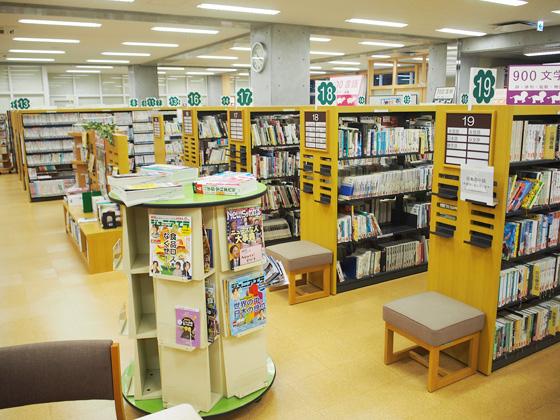 森村学園中等部 図書館