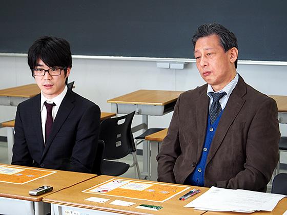 桐朋中学校/先生
