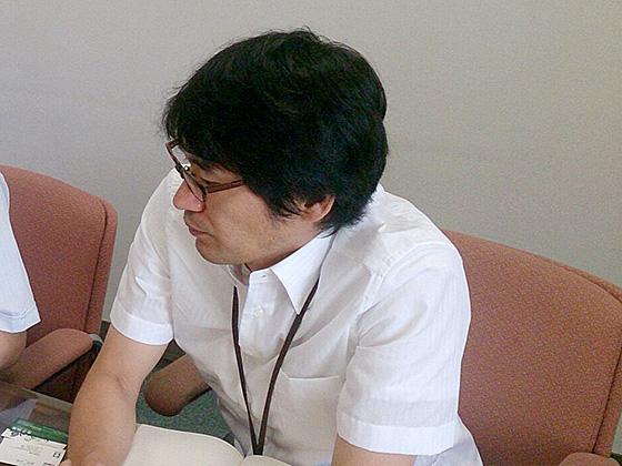 社会科/小川輝光先生