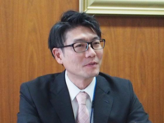 国語科/森川 亮先生