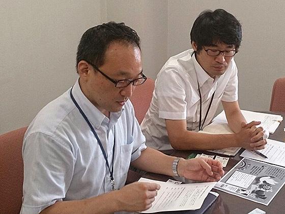 神奈川学園中学校/木村先生・小川先生