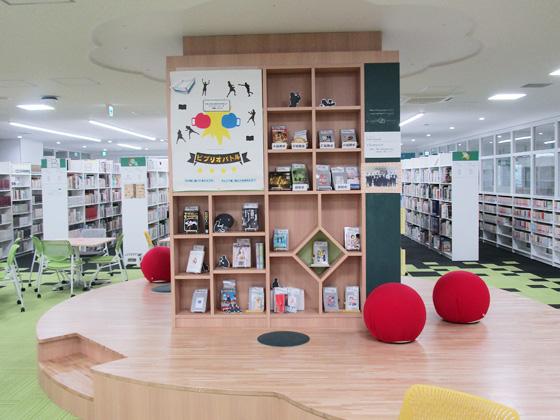 芝浦工業大学附属中学校 図書室