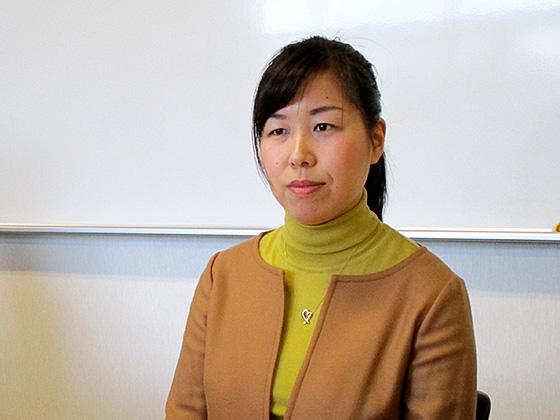 国語科/神戸桜子先生