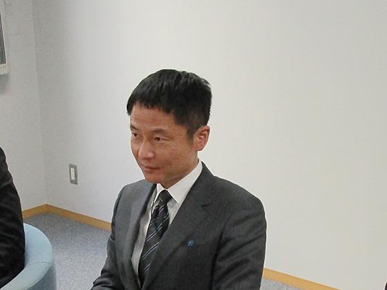 国語科主任/鈴木雄一郎先生