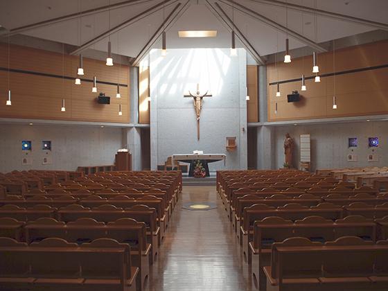 栄光学園中学校 聖堂