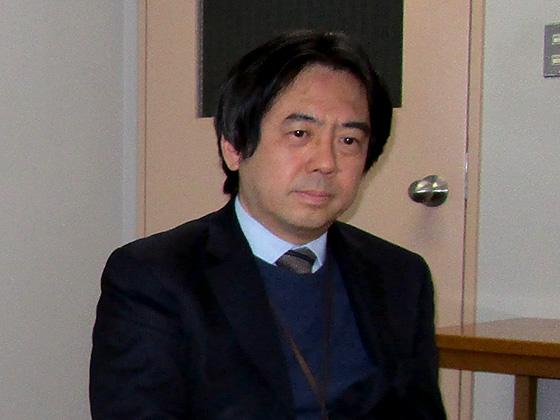 学年主任/黒瀧裕之先生