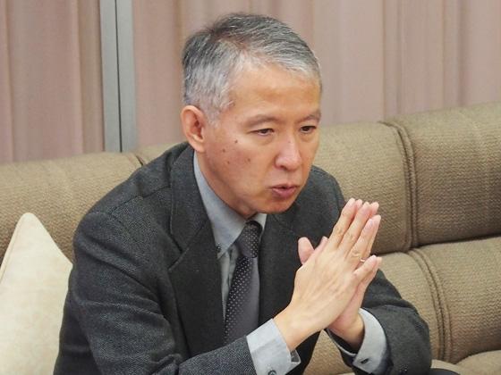 教頭/蒔苗 博道先生