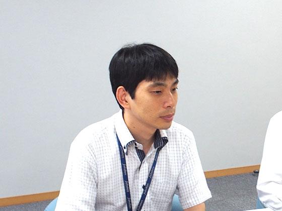 数学科主任/村田 靖治先生
