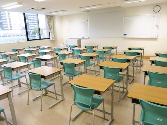 山脇学園中学校 教室
