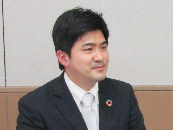 入試広報委員長/天草 大輔先生