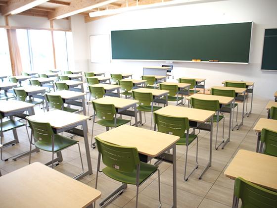 栄光学園中学校 教室