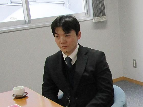 教頭/海老名豊昭先生