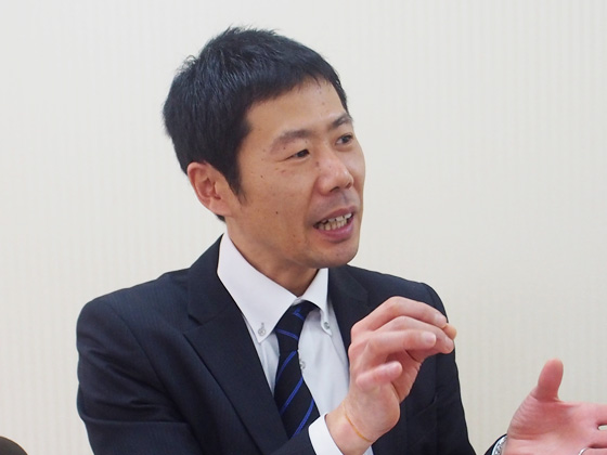 数学科/長谷川 光明先生