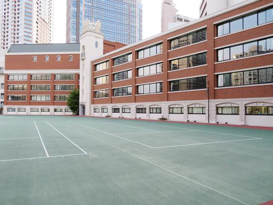 山脇学園中学校 校舎