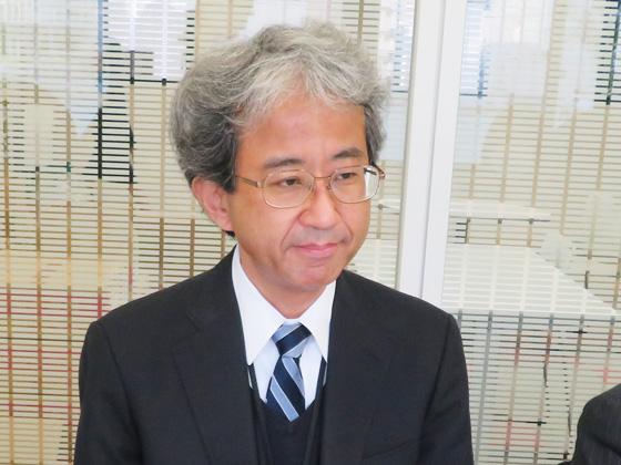 国語科主任/砂口 義智先生
