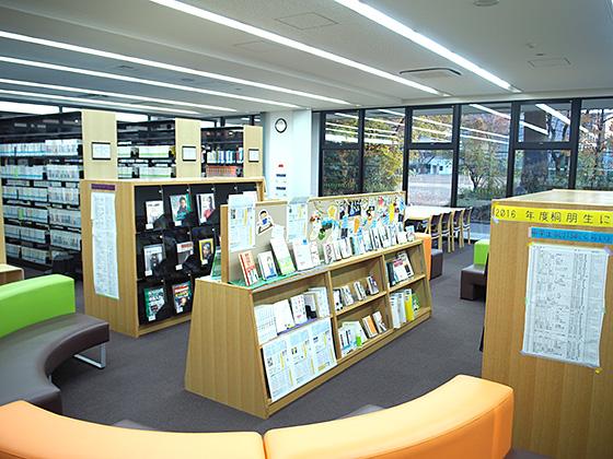 桐朋中学校 図書館