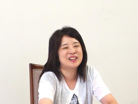社会科主任/西谷 朋子先生