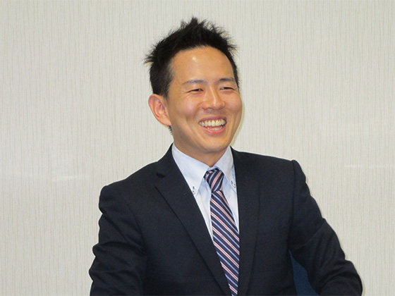 理科/鴇田篤先生