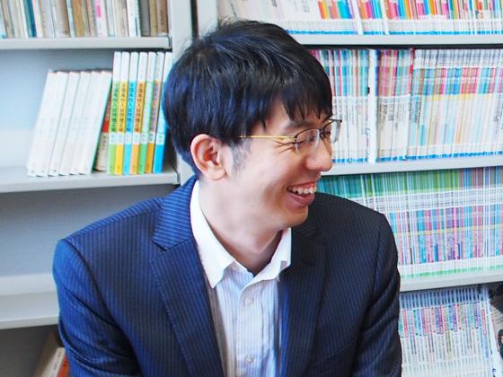 数学科/春山 大輔先生
