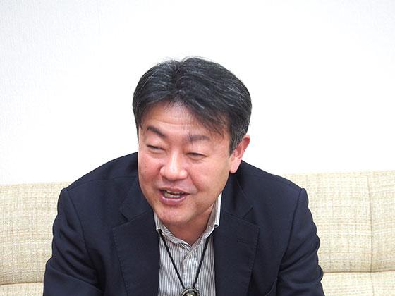 国語科/金田 教昭 先生