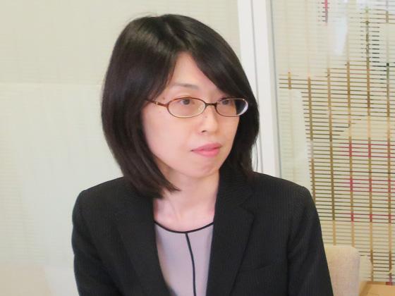 国語科・高校3年学年部長/堀江 綾先生